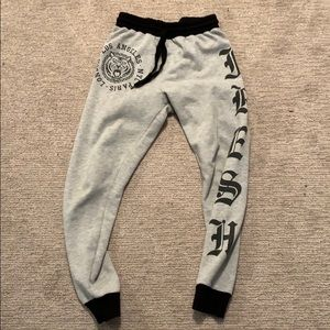 Forever 21 Pants - forever 21 grey sweatpants